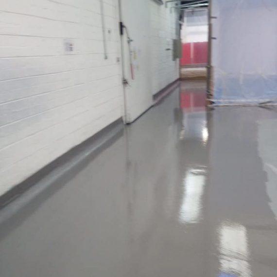 Industrial Flooring Painting