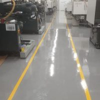 Industrial Coloured Flooring