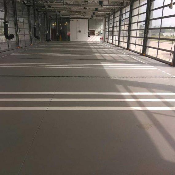 Industrial Flooring Waterford