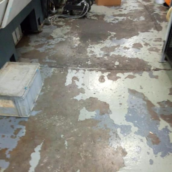 Industrial Flooring and Painting